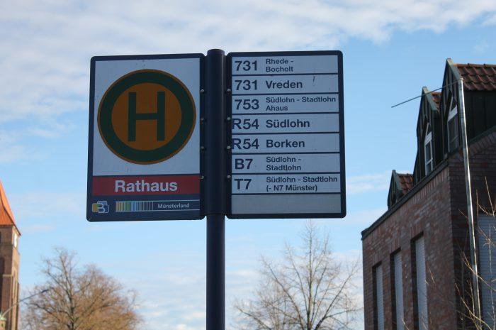 Anregung zur kostenlosen Nutzung des Bürgerbusses