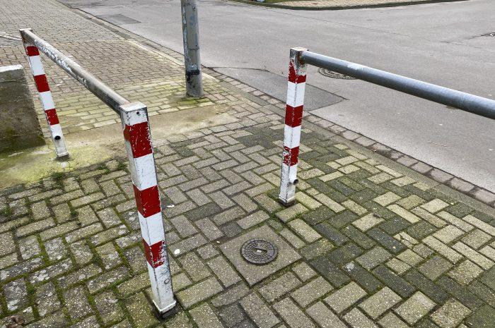 Barrierearme Geh- und Fahrradwege schaffen
