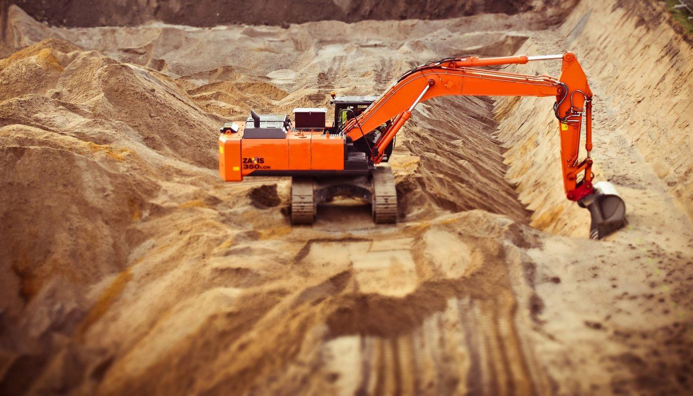 Bauarbeiten Erdkabel A-Nord