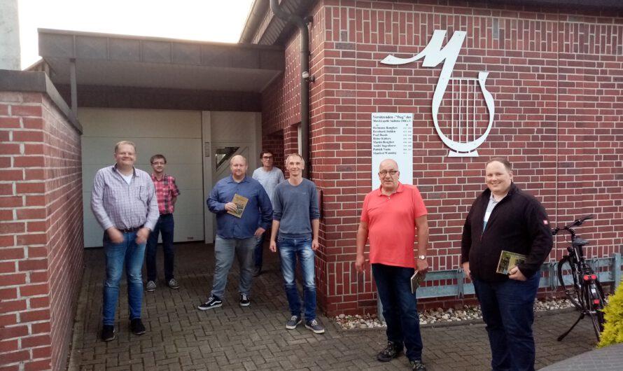 Besuch der Musikkapelle Südlohn e.V.